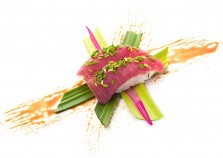 nigiri tuńczyk marynowany 2 szt.